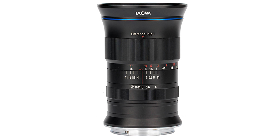 Laowa 17mm F4 GFX Zero-D