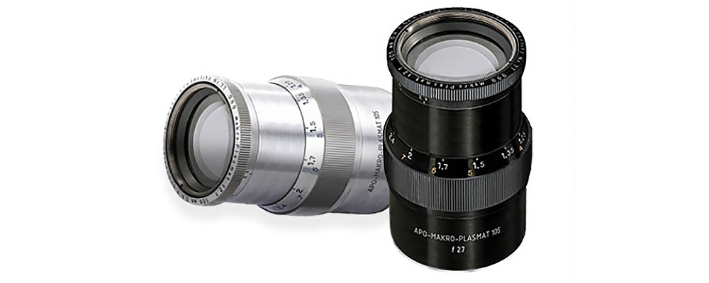 Meyer Optik Görlitz kündigt APO-Makro-Plasmat 105 f2.7 an