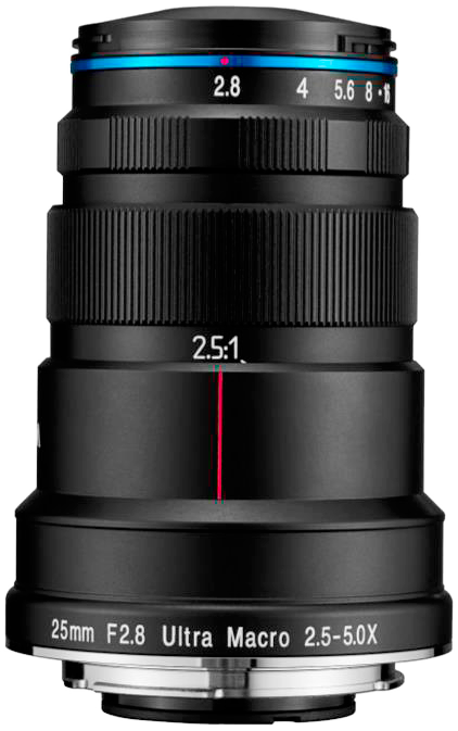 BIG Laowa 25mm Macro