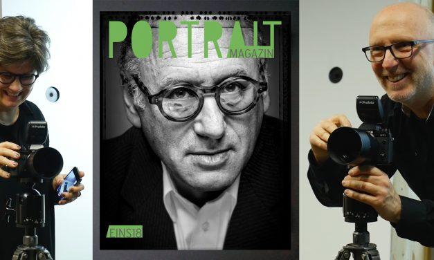 Portraitmagazin beschäftigt sich ausschließlich mit der Darstellung von Portraits