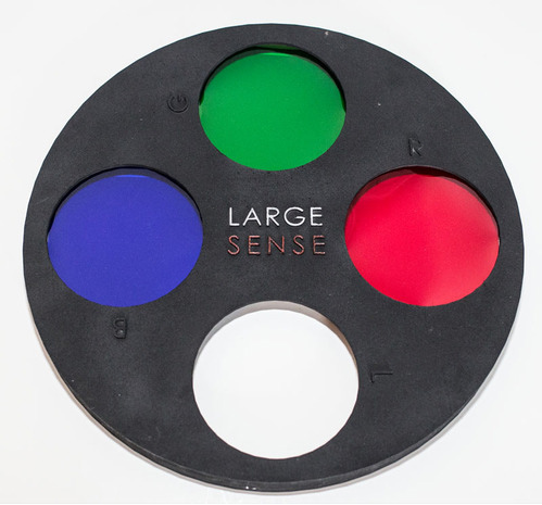 Large Sense LS911 Color Wheel