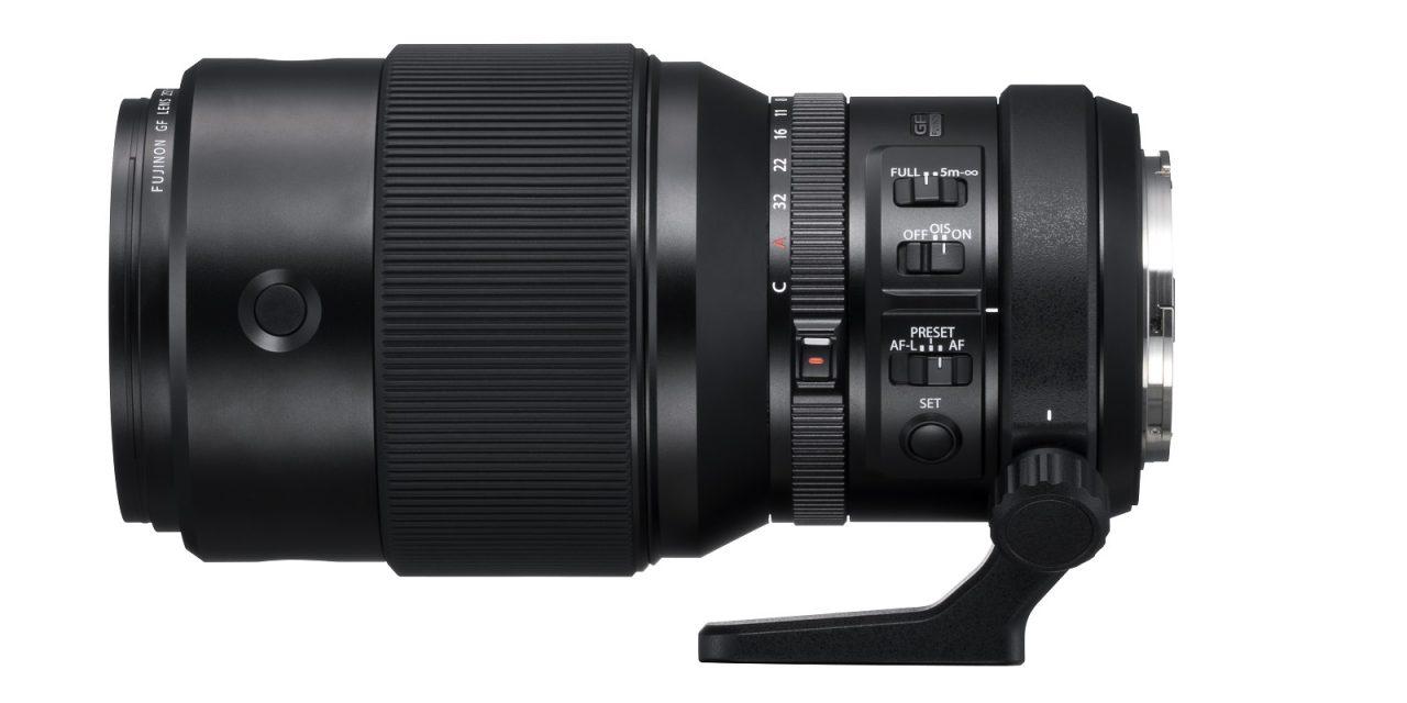 Fujifilm stellt Teleobjektiv GF250mmF4 R LM OIS WR für GFX 50s vor