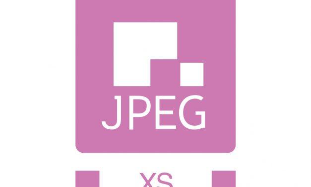 Neues Bildformat in Aussicht: JPEG XS