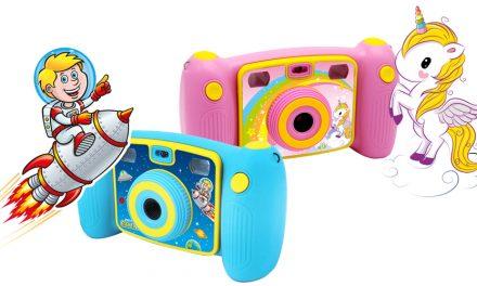 KiddyPix – bunte Einfachkamera für die Kleinen