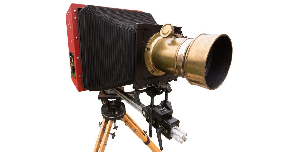 Large Sense LS911: Digitale Großformatkamera ab sofort lieferbar