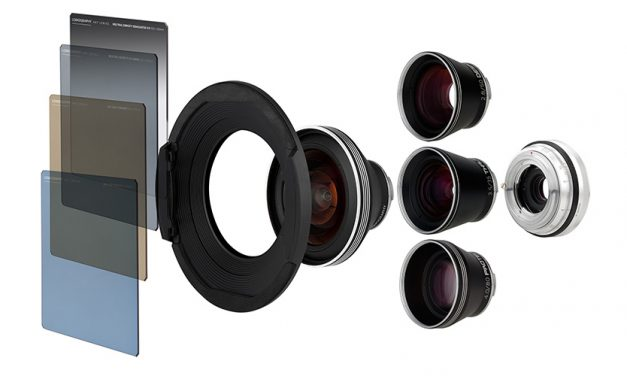 Lomography bringt 15mm-Weitwinkel für Neptune Convertible Art Lens System