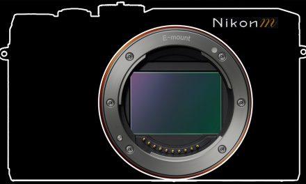 Kommende Spiegellose von Nikon mit Sony E-Bajonett?