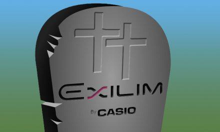 Casio gibt Kompaktkameras endgültig auf