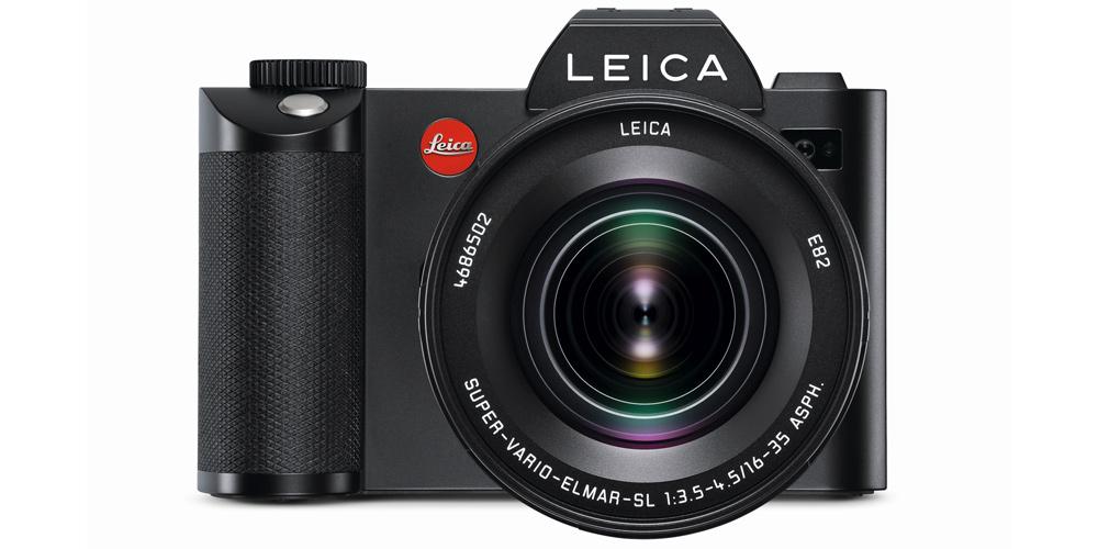 Neu von Leica: Weitwinkel-Zoom Super-Vario-Elmar-SL 1:3.5-4.5/16-35 ASPH.