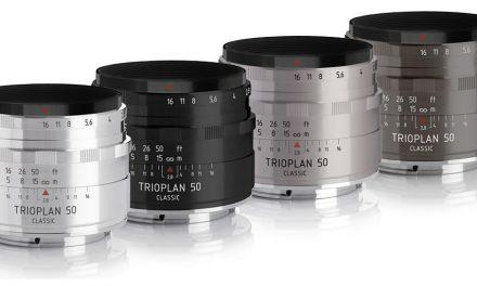 Meyer Optik Görlitz erneuert Trioplan 50 Classic