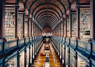 Candida Höfer, Photographer of the Year: Trinity College Library Dublin I 2004.