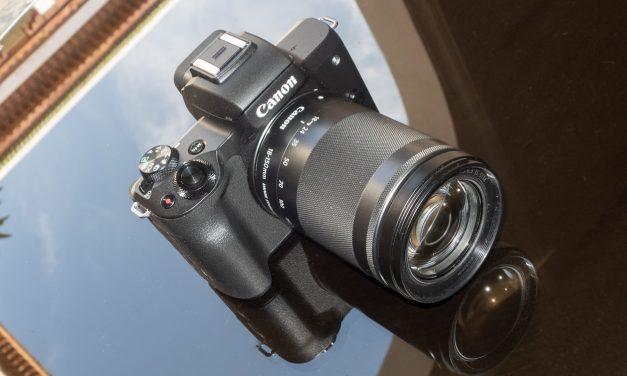 Mit der Canon EOS M50 unterwegs in Marrakesch