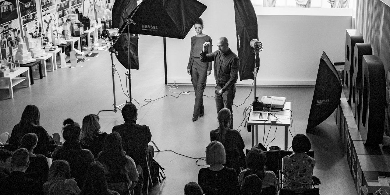 Hensel-Visit ohne Stand auf der photokina 2018