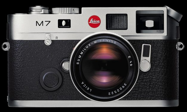 Leica M7 vor dem Aus?