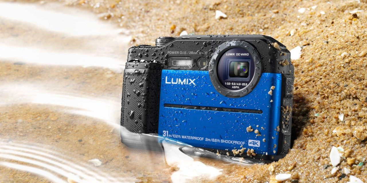 Panasonic stellt Tough-Kamera Lumix FT7 vor