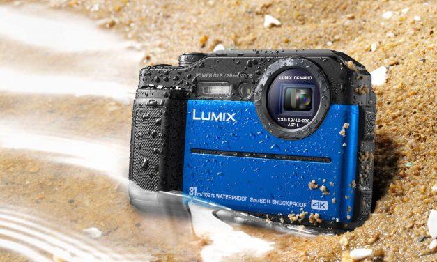 Panasonic stellt Tough-Kamera Lumix FT7 vor