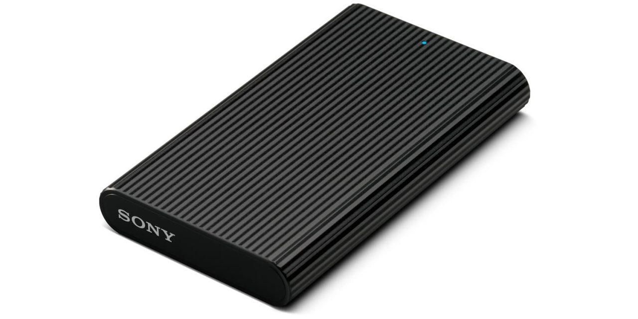 Neu von Sony: Portable SSD als Datentank für unterwegs