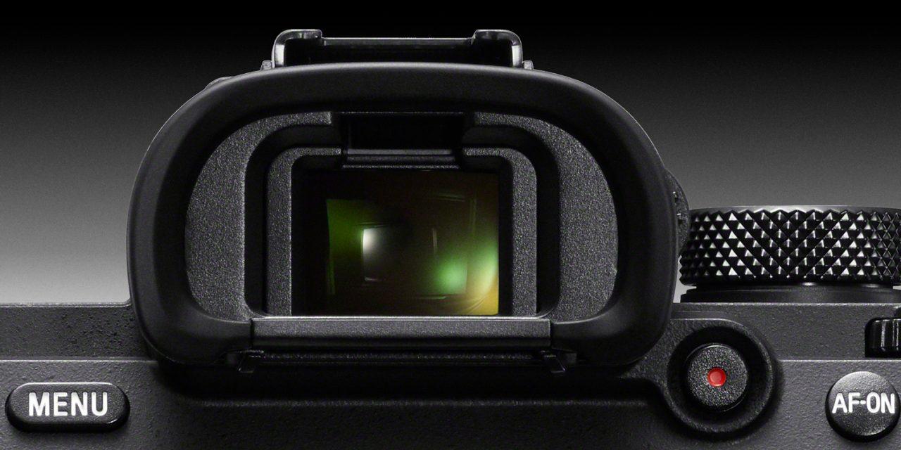 Neuer elektronischer Sucher von Sony bricht Auflösungsrekord