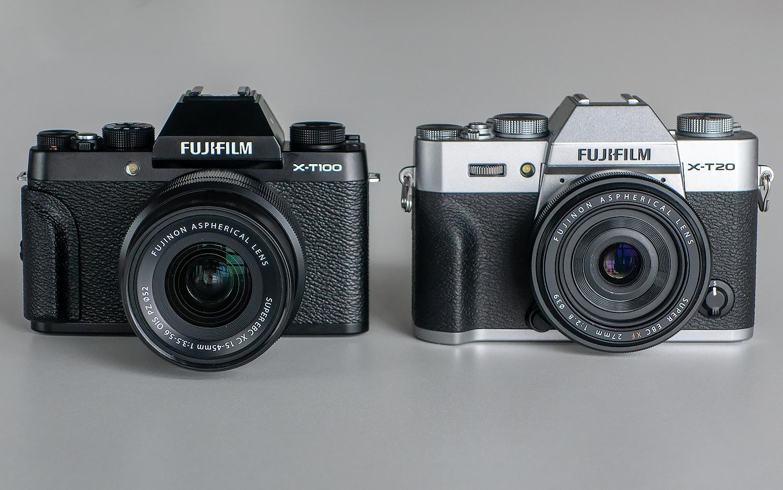 X-T100-vs-X-T20