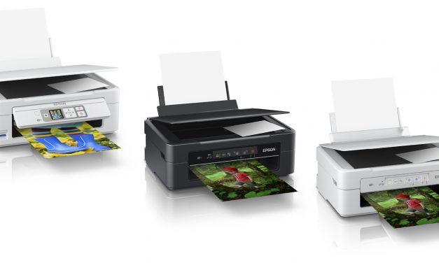 Epson präsentiert preisgünstiges Druckertrio mit Wi-Fi Direct