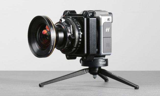 Alpa adaptiert seine Objektive an Hasselblad X1D