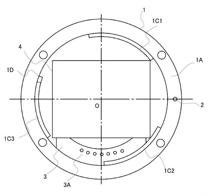 Canon Bajonett Patent