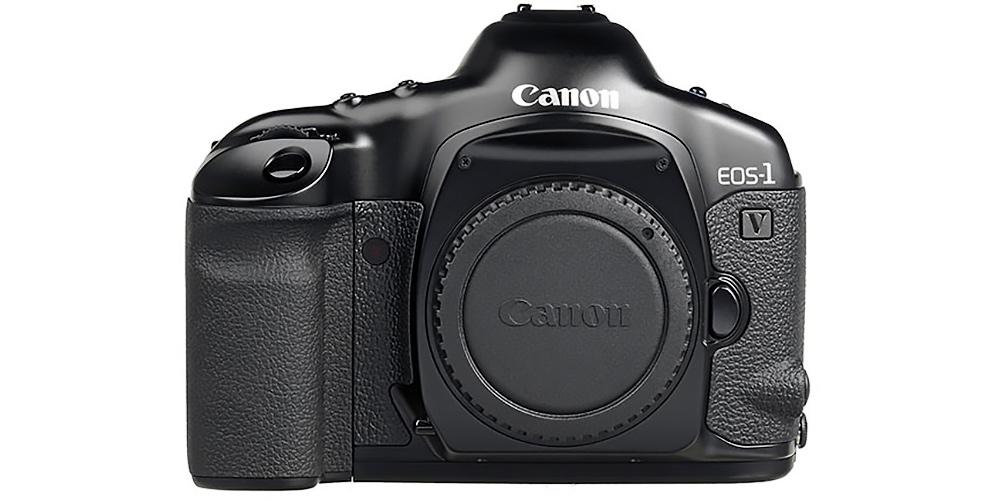 Ende der analogen Ära bei Canon: EOS-1V wird eingestellt
