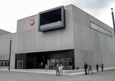 Leica Gebäude
