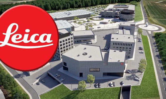 Leitz-Park ist vollendet – Leica lädt zur Besichtigung ein