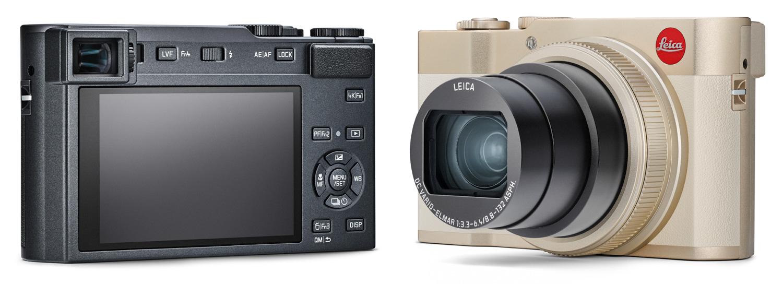 Leica C-Lux Ansicht