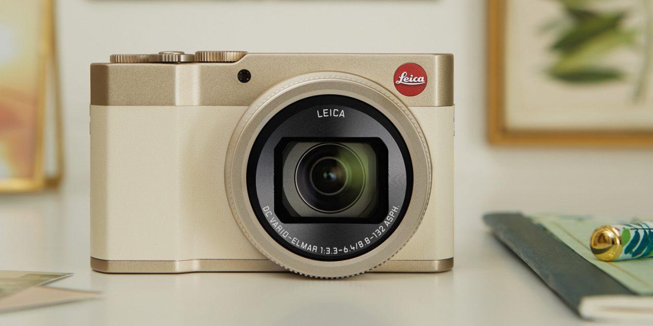 Leica C-Lux vorgestellt