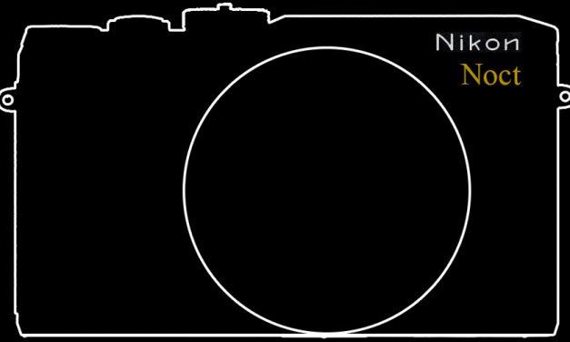 Nikon Noct: Heißt so die kommende Spiegellose von Nikon?