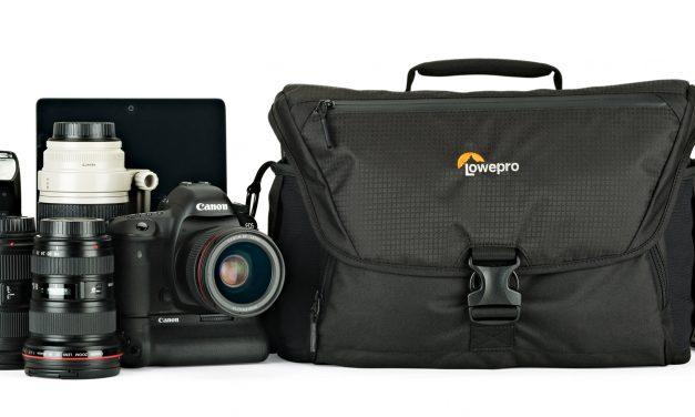 Nova 200 AW II: Runderneuerte Fototasche von Lowepro
