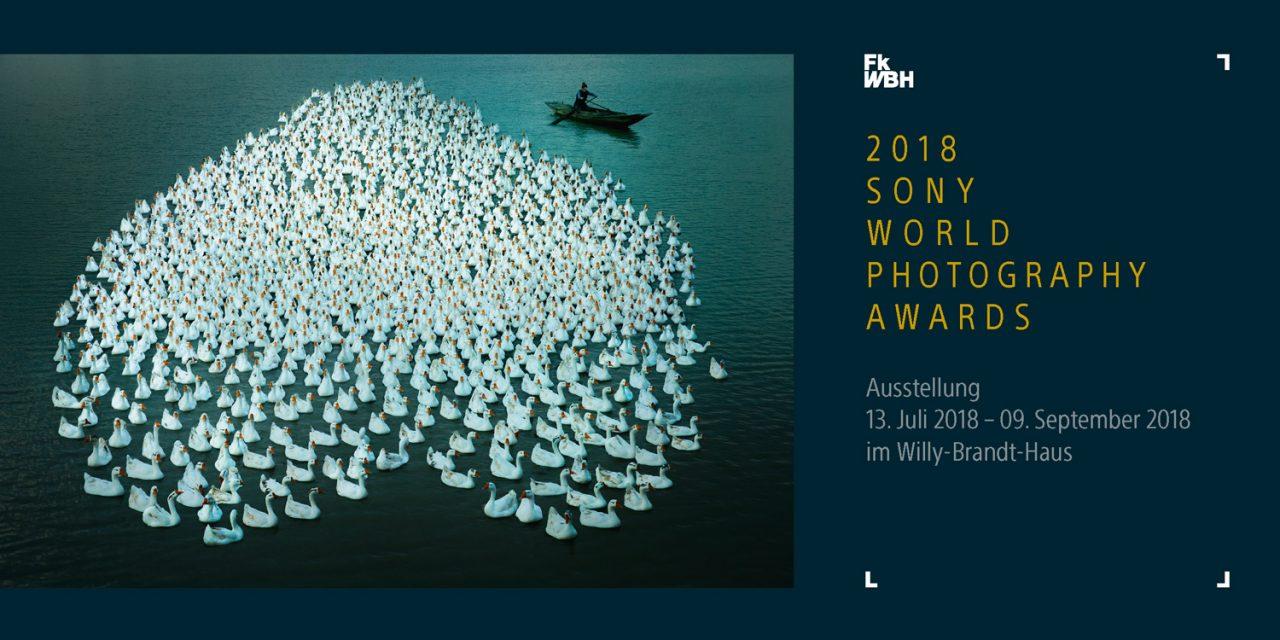 Die besten Arbeiten der Sony World Photography Awards kommen nach Berlin