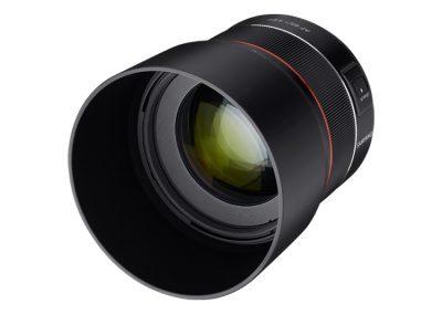 Samyang 85mm Canon EF 01