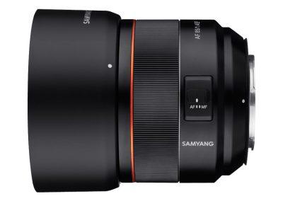 Samyang 85mm Canon EF 02