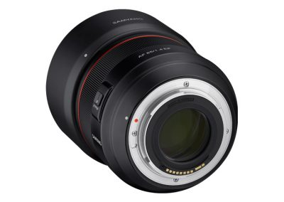 Samyang 85mm Canon EF 03