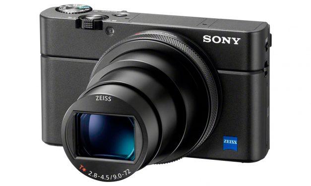 Sony RX100 VI: Edel-Kompakte mit lichtstarkem 24-200mm (aktualisiert)