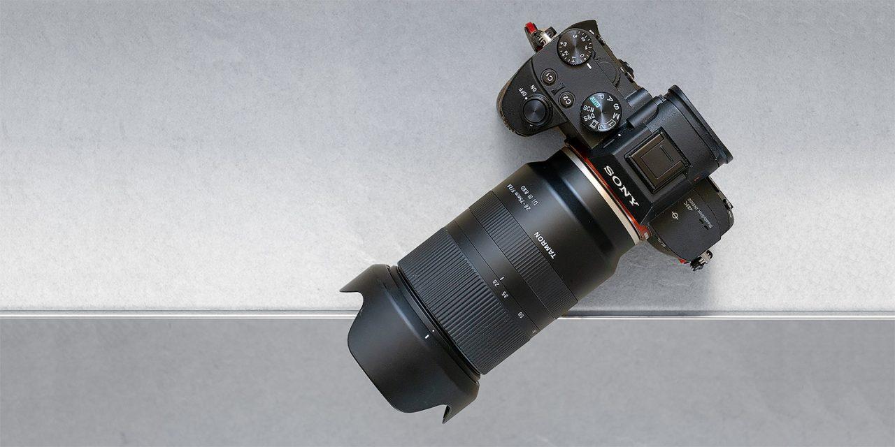 Ausprobiert: Tamron 28-75 F/2.8 Di III RXD für Sony E