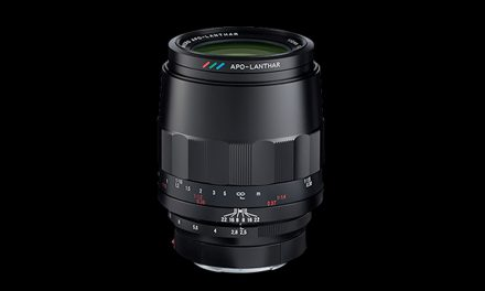 Voigtländer Macro Apo-Lanthar 110mm F2.5 für Sony vorgestellt