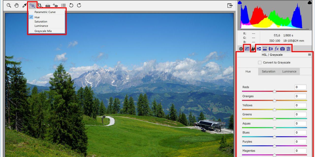 CameraXXL bohrt den RAW-Konverter von Photoshop Elements auf