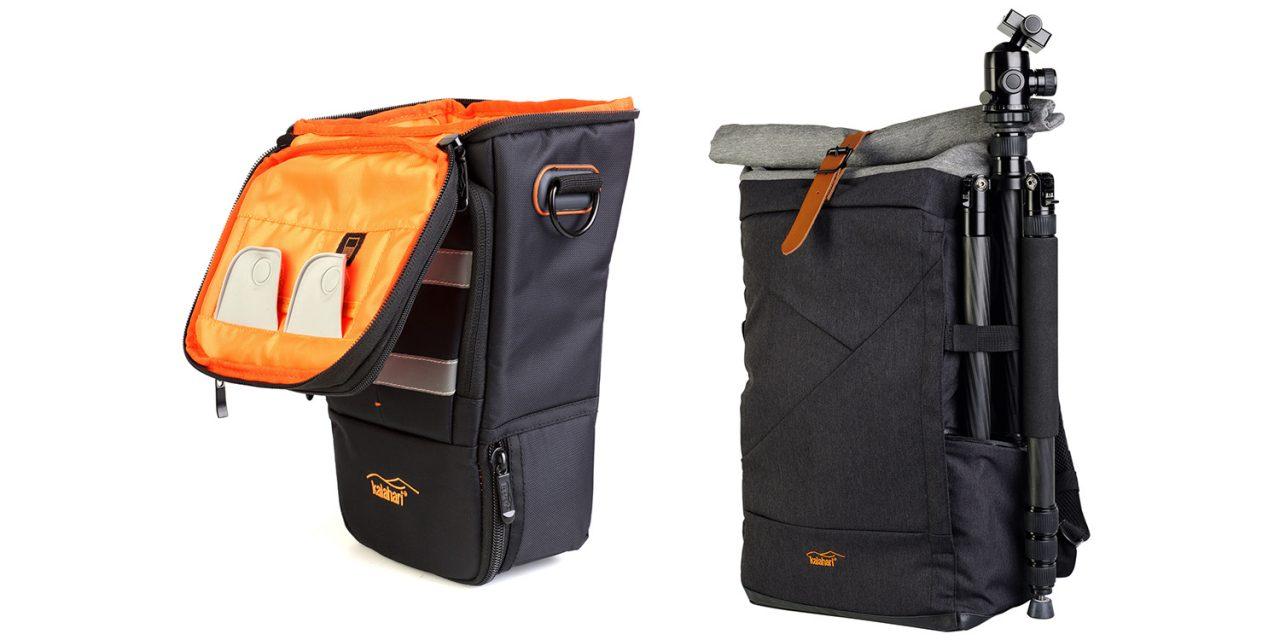 Neu von Kalahari: Fototasche fürs Fahrrad und Rucksack auch für die Freizeit