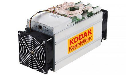 SEC stoppt Kodak KashMiner