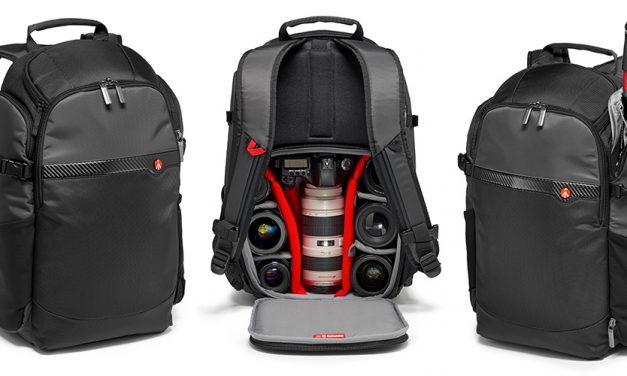 Manfrotto stellt neuen Kamerarucksack Advanced Befree vor