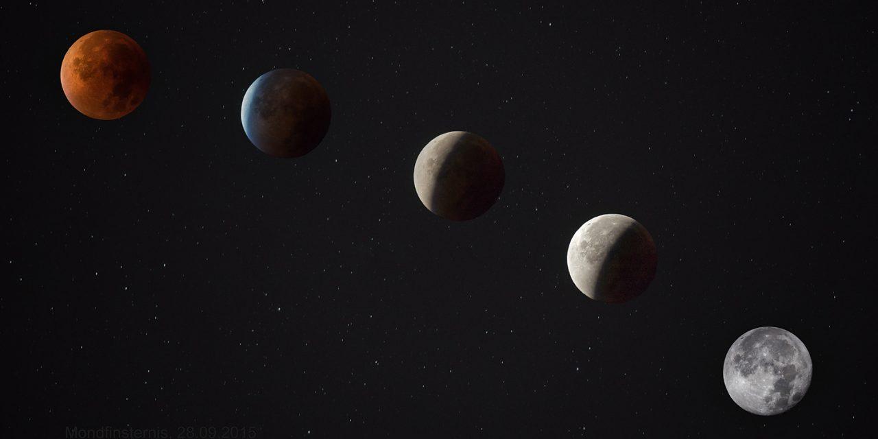Mondfinsternis fotografieren: So wird's gemacht