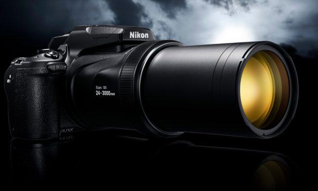 Neu von Nikon: Coolpix P1000 mit 3000 Millimeter Brennweite