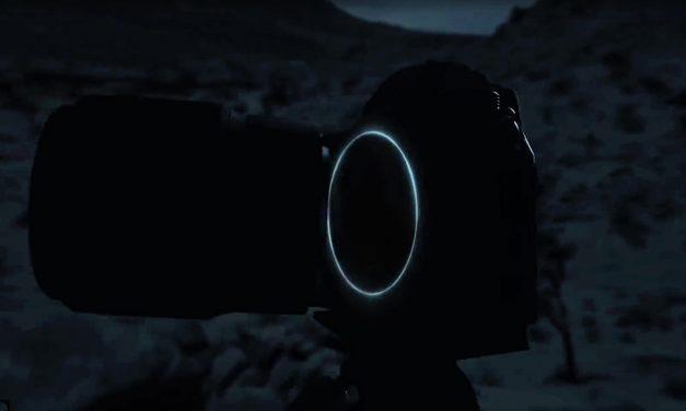 Nikon zeigt Teaser: So sieht die kommende Profi-Spiegellose aus