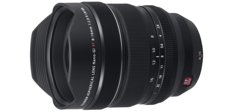 Fujifilm Prsentiert Ultra Weitwinkelzoom Xf8 16mm F28 R Lm Wr Fujinon Xf 100 400mm F 45 56 Ois Photoscala