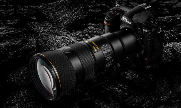 Neu von Nikon: Kompaktes Supertele AF-S Nikkor 500 mm 1:5,6E PF ED VR