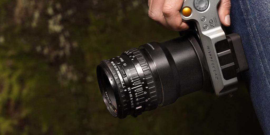 Hasselblad bringt XV-Objektiv-Adapter für X1D